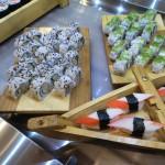 sushi buffet Firenze uci